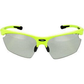 Rudy Project Stratofly Glasses yellow fluo gloss - impactx photochromic 2 black